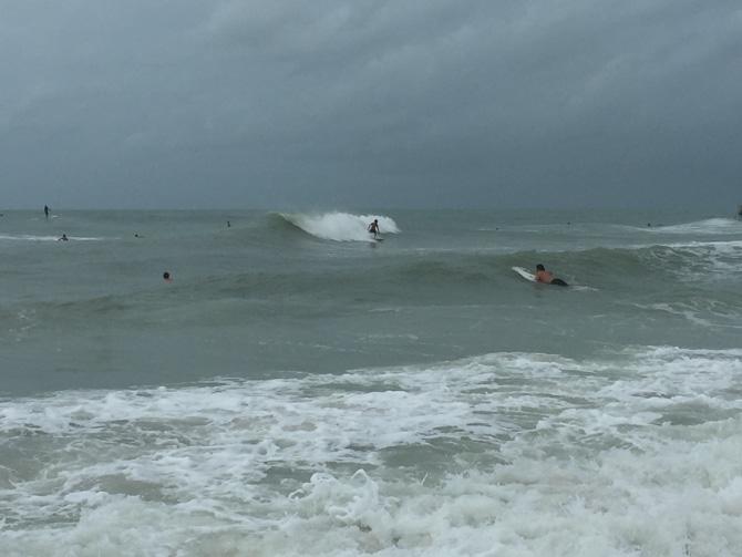 tropical storm hermine surf