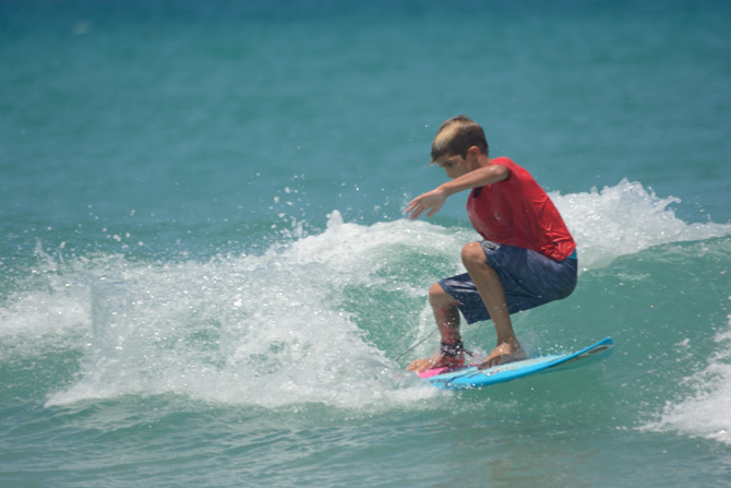 New Smyrna Beach Surf Contest